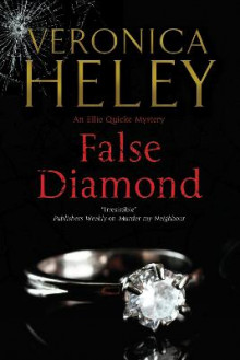 False Diamond av Veronica Heley (Innbundet)