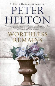 Worthless Remains av Peter Helton (Innbundet)