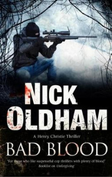 Bad Blood av Nick Oldham (Innbundet)