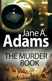 The Murder Book av Jane A. Adams (Innbundet)