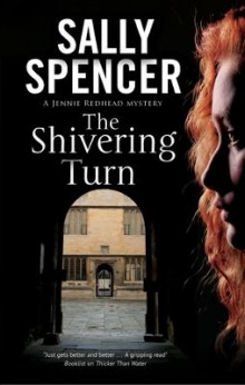The Shivering Turn av Sally Spencer (Innbundet)