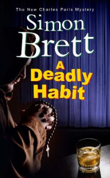 A Deadly Habit av Simon Brett (Innbundet)