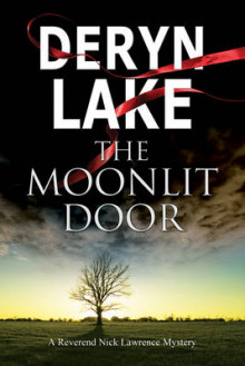 The Moonlit Door av Deryn Lake (Innbundet)