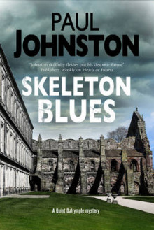 Skeleton Blues av Paul Johnston (Innbundet)