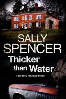 Thicker Than Water av Sally Spencer (Innbundet)