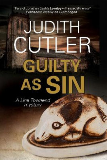 Guilty as Sin av Judith Cutler (Innbundet)