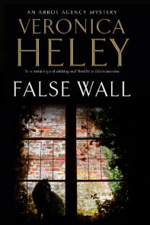 False Wall av Veronica Heley (Innbundet)