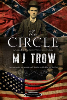 The Circle av M. J. Trow (Innbundet)