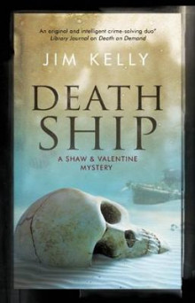 Death Ship av Jim Kelly (Innbundet)