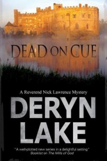Dead on Cue av Deryn Lake (Innbundet)