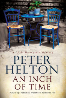 An Inch of Time av Peter Helton (Innbundet)