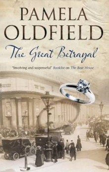 The Great Betrayal av Pamela Oldfield (Innbundet)