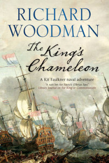 The King's Chameleon av Richard Woodman (Innbundet)