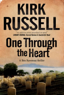 One Through the Heart av Kirk Russell (Innbundet)