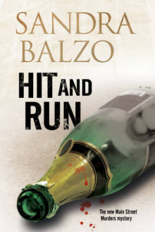 Hit and Run av Sandra Balzo (Innbundet)