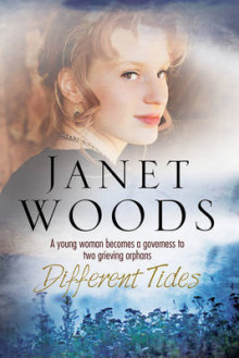 Different Tides: An 1800s Historical Romance Set in Dorset, England av Janet Woods (Innbundet)