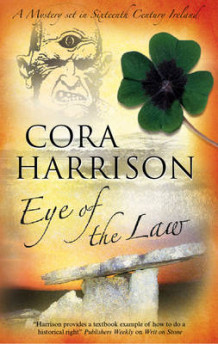 Eye of the Law av Cora Harrison (Innbundet)
