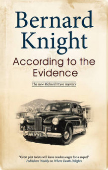 According to the Evidence av Bernard Knight (Innbundet)