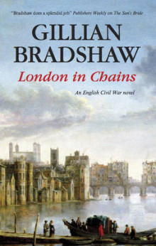 London in Chains av Gillian Bradshaw (Innbundet)