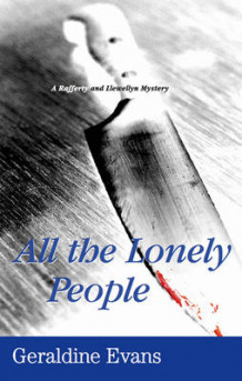 All the Lonely People av Geraldine Evans (Innbundet)
