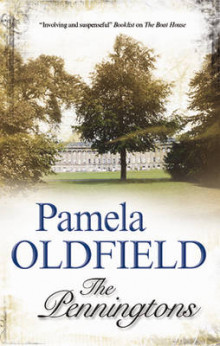 The Penningtons av Pamela Oldfield (Innbundet)