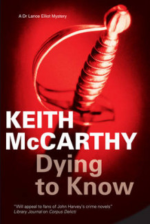 Dying to Know av Keith McCarthy (Innbundet)