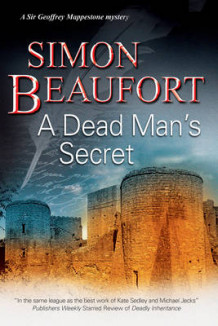 A Dead Man's Secret av Simon Beaufort (Innbundet)