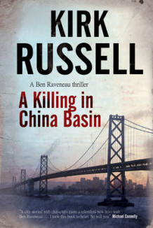 A Killing in China Basin av Kirk Russell (Innbundet)
