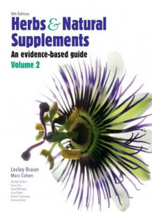 Herbs and Natural Supplements: Volume 2 av Professor Lesley Braun og Professor Marc Cohen (Heftet)