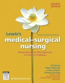 Lewis's Medical Surgical Nursing ANZ 4th edition av Brown, Edwards, Lord Buckley og Seaton (Innbundet)
