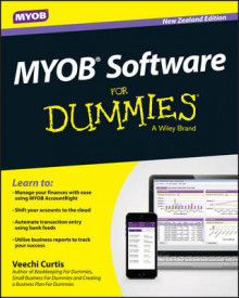MYOB Software For Dummies av Veechi Curtis og Wiley (Heftet)
