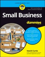 Small Business for Dummies, 5th Australian & New Zealand Edition av Veechi Curtis (Heftet)