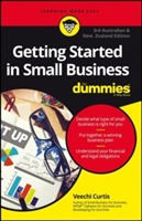 Getting Started in Small Business for Dummies, Third Australian and New Zealand Edition av Veechi Curtis (Heftet)