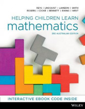 Helping Children Learn Mathematics av Sue Bennett, Audrey Cooke, Bronwyn Ewing, Diana V. Lambdin, Mary Lindquist, Robert Reys, Anna Rogers, Nancy L. Smith og John West (Heftet)