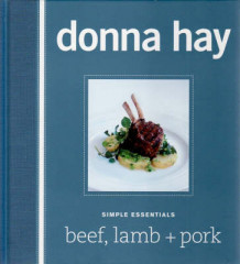 Beef, Lamb and Pork av Donna Hay (Innbundet)