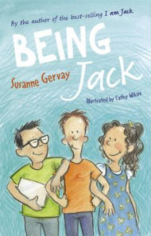 Being Jack av Susanne Gervay (Heftet)