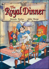 The Royal Dinner Big Book av Brenda Parkes (Heftet)
