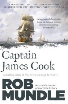 Captain James Cook av Rob Mundle (Heftet)