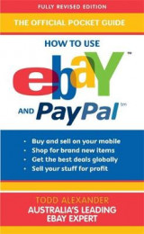 Omslag - How to Use eBay and PayPal