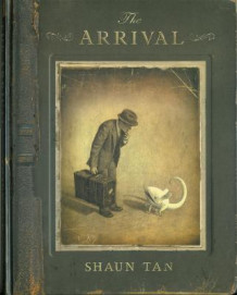 The Arrival av Shaun Tan (Heftet)
