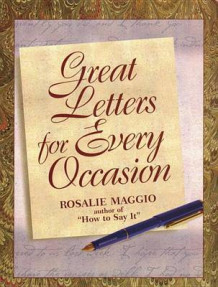 Great Letters for Every Occasion av Rosalie Maggio (Heftet)