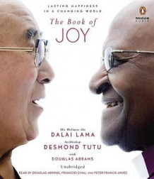 The Book of Joy av Dalai Lama, Archbishop Emeritus Desmond Tutu og Douglas Carlton Abrams (Lydbok-CD)
