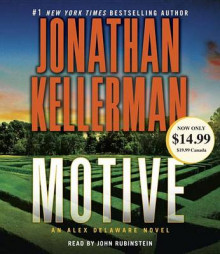 Motive av Jonathan Kellerman (Lydbok-CD)