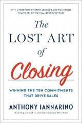 Omslag - The Lost Art of Closing