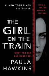 The Girl on the Train (Movie Tie-In) av Paula Hawkins (Heftet)
