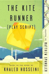 Omslag - The Kite Runner (Play Script)