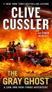 The Gray Ghost av Robin Burcell og Clive Cussler (Heftet)