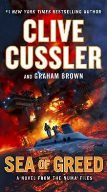 Sea of Greed av Clive Cussler og Graham Brown (Heftet)