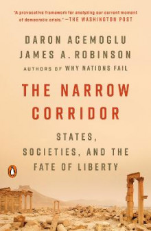 The Narrow Corridor av Daron Acemoglu og James a Robinson (Heftet)