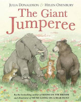 Omslag - The Giant Jumperee